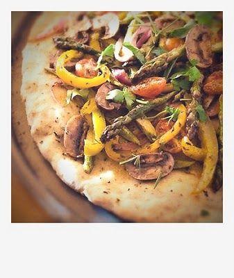 Lydia's Gluten-Free Pizza Dough | Yummy | Pinterest