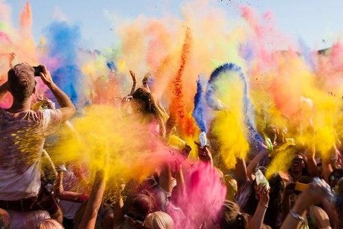 Colour Festival - India | Tumblr...Bucket list