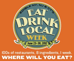 Eat Drink Local Week - Starting this weekend! 6/23-30 via @EdibleManhattan #Manhattan #NYC #LIC #Brooklyn #EastEnd