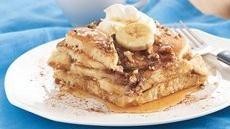 Banana Pecan Pancake Bake...NEED.THIS.NOW!