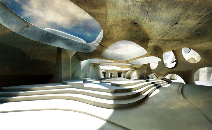 Organic Architecture Architecture Pinterest