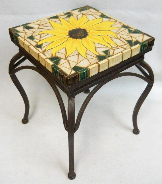Mosaic Tile Table Kit Mosaic Tile Table Kit