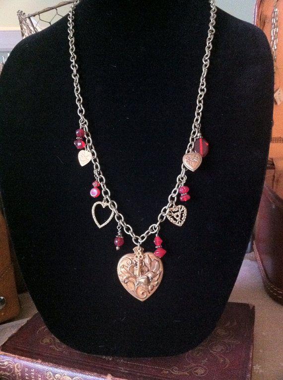 valentine gold jewelry