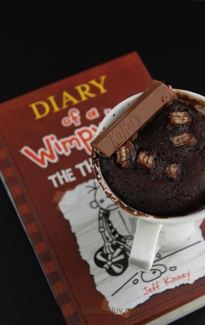 ONE MINUTE CHOCOLATE CAKE | Faire du Gâteau | Pinterest
