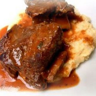 Red Wine Braised Short Ribs | Food and Entertaining | Pinterest
