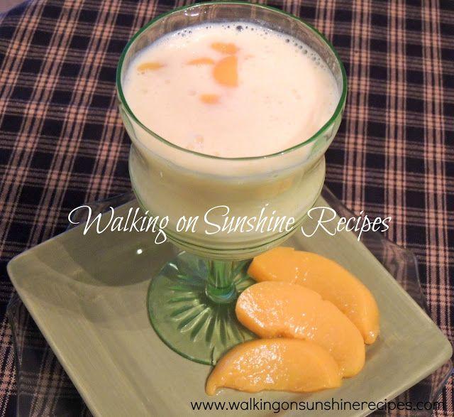 Dannon Greek Yogurt Smoothie | {Recipe} Thirsty Thursday | Pinterest