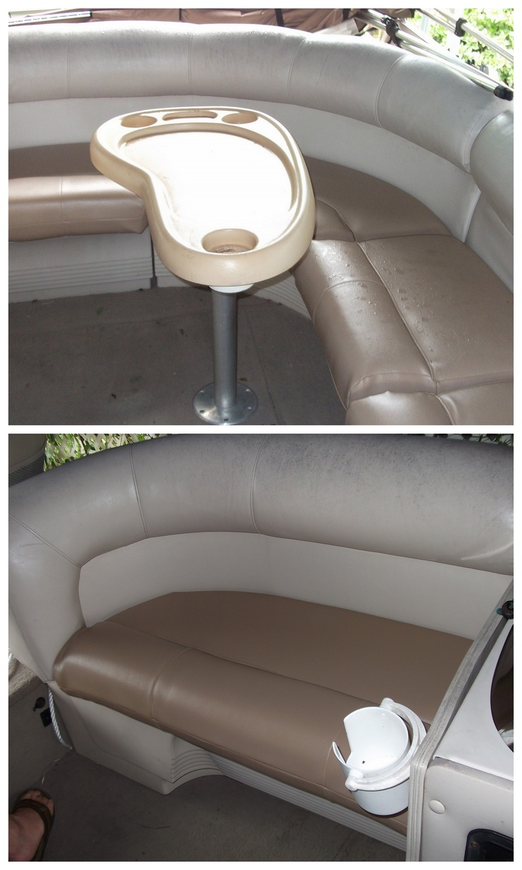 Boat Seats Dixiestitch Upholstery Cover It With Dixiestitch Pi