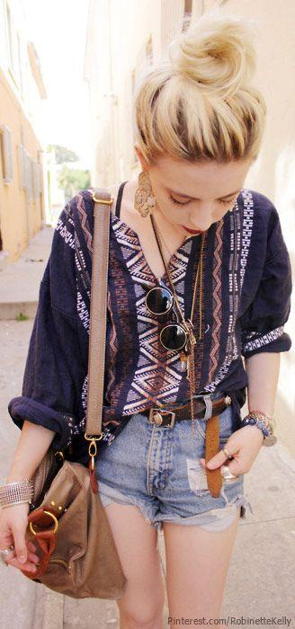 Street Style | Boho