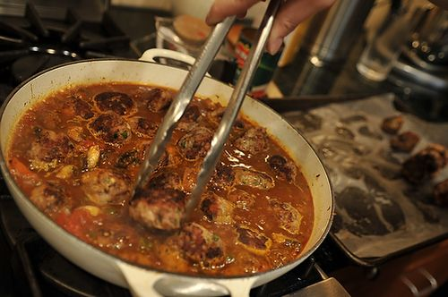 Hungarian Meatballs | Recipe
