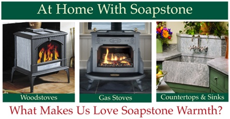 Soapstone Wood Stove Fireplace For The Home Pinterest