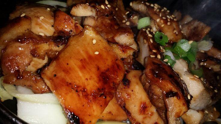 Korean Chicken BBQ (Dak BulGoGi) | Hashigo Korean Kitchen Costa Mesa ...