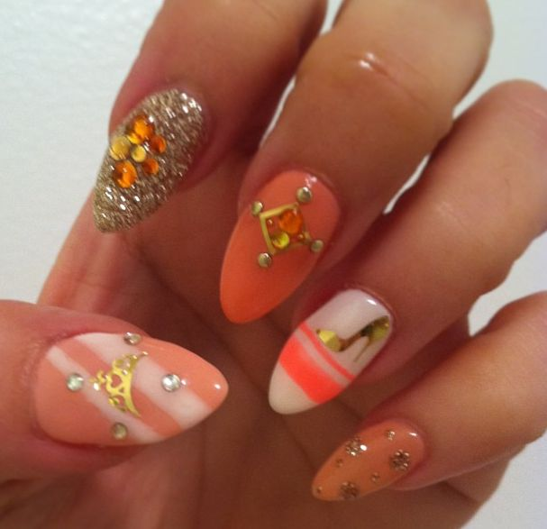 Sakura NYC | Manicures | Pinterest