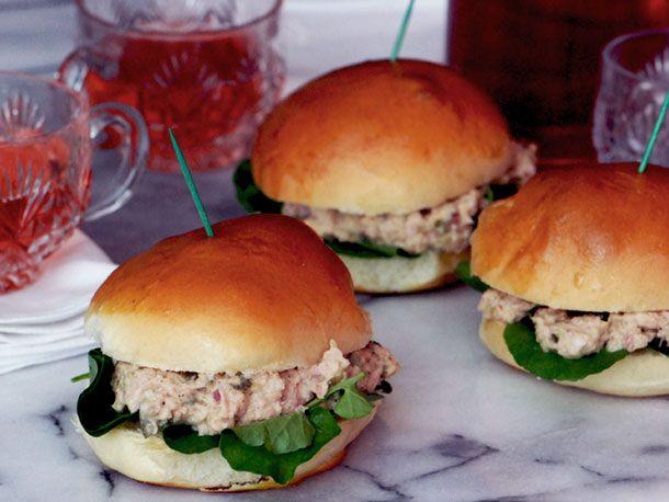 Deviled Ham Salad Sandwich | Recipe