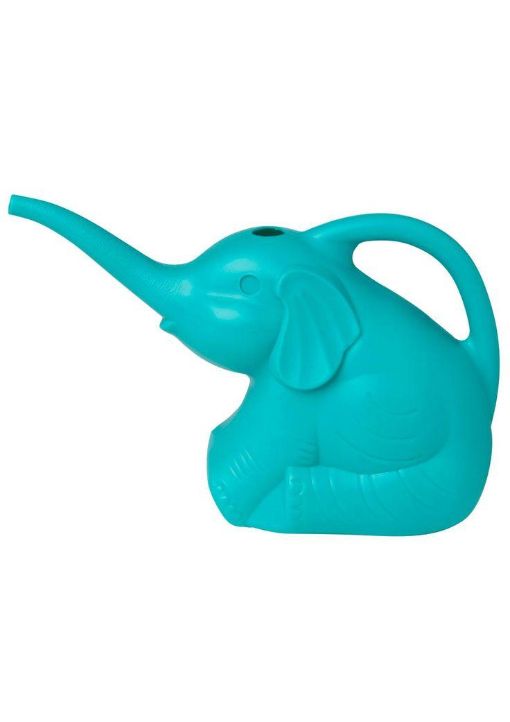 ELEPHANT vattenkanna turkos | Gardening | Övrig inredning | Inredning | INDISKA Shop Online