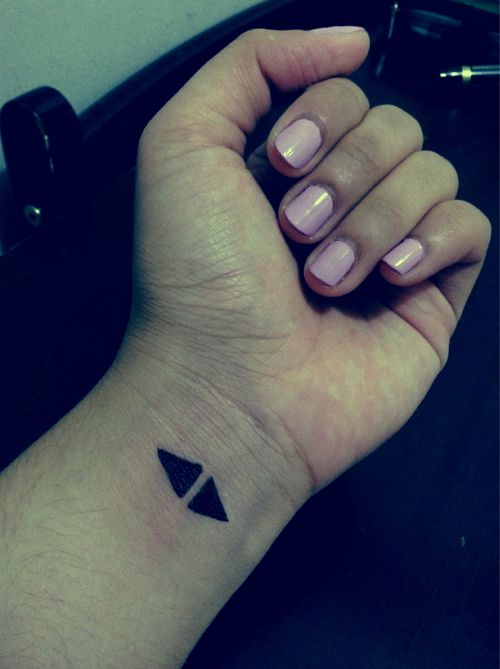 Pin Tattoo In Avicii Video New on Pinterest