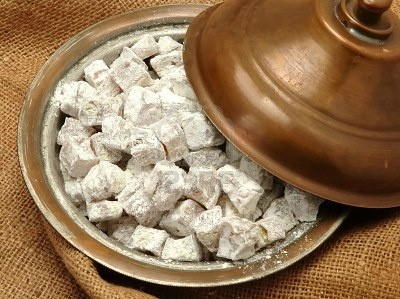 Turkish Delight - Lokum | Turkish foods | Pinterest