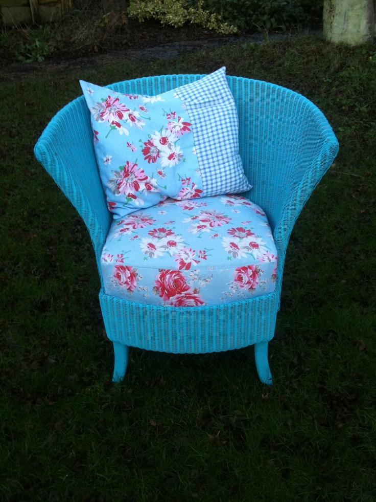 lloyd loom chair lloyd loom pinterest. Black Bedroom Furniture Sets. Home Design Ideas