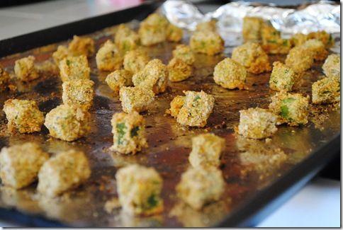 Baked Okra Fries | Favorite Recipes | Pinterest