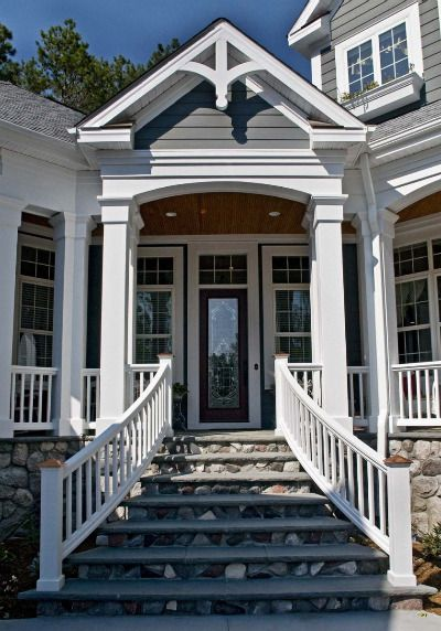 Best Front Porch Steps Curved Google Search Home Design 400 x 300