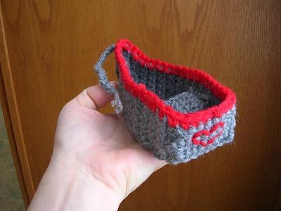 Crochet Yacht Patterns : The Love Boat! with pattern! - CROCHET Crochet Pinterest