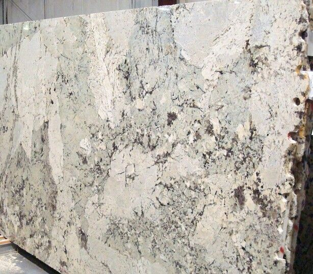 Alaskan White Granite Granite Pinterest