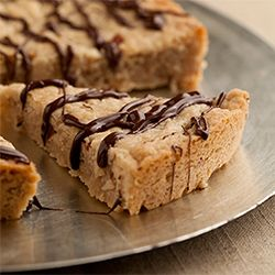 ... ? Try this Coconut Pecan Shortbread with German Chocolate Drizzle
