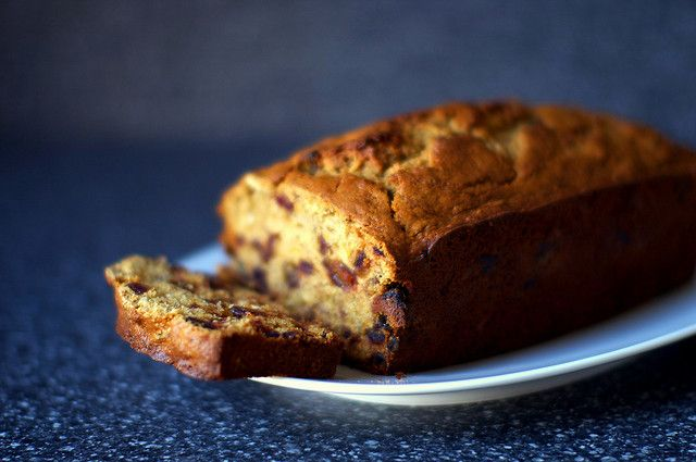 ... must make this date spice loaf from - who else? - smitten kitchen