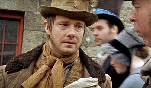 """Martin in """"The Old Curiosity Shop""""."""
