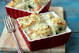 Veggie Pot Pies for Two   Noms and Yummies   Pinterest