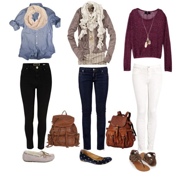 15 Cool Ideas To Wear A Chunky Knit Scarf 15 Cool Ideas To Wear A Chunky Knit Scarf new pictures