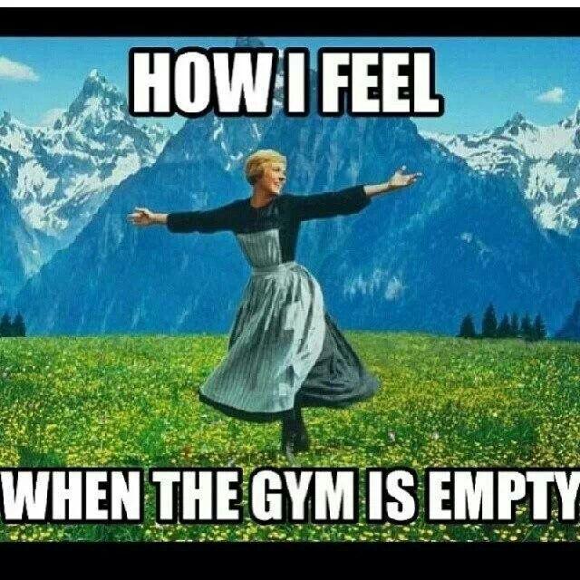 Gym Funnies