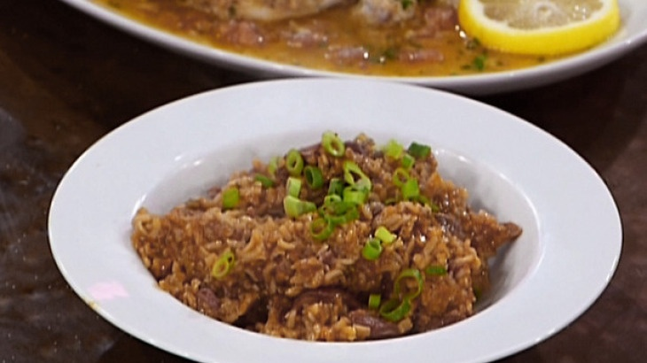 Smoked Turkey Legs and Sausage Jambalaya | New Orleans | Pinterest