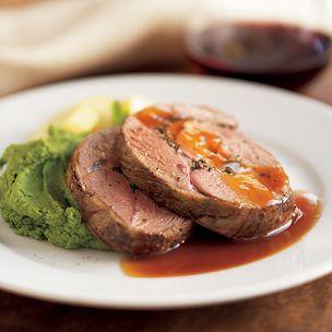 boneless roast leg of lamb | Recipes | Pinterest