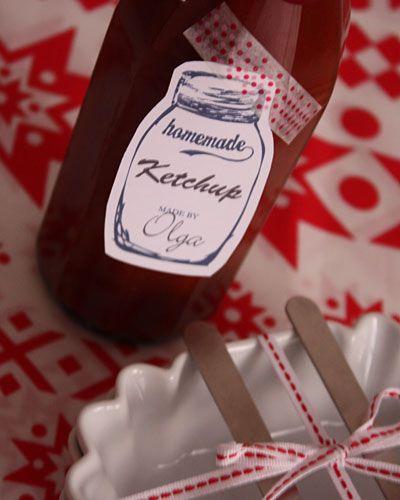 CE Homemade Ketchup Recipes — Dishmaps