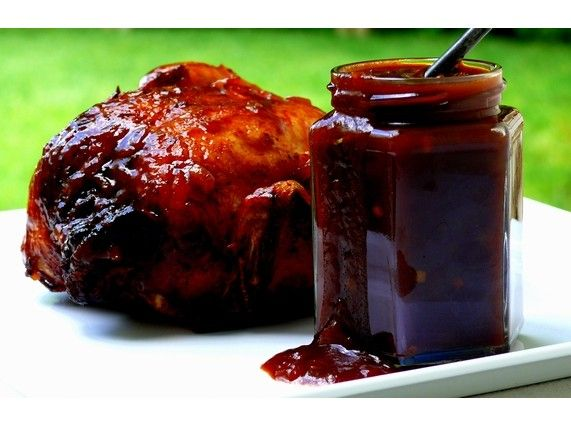Dr. Pepper Barbecue Sauce ( *substitute honey for brown sugar, pureed ...