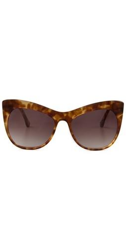 elizabeth and lafayette cat eye sunglasses