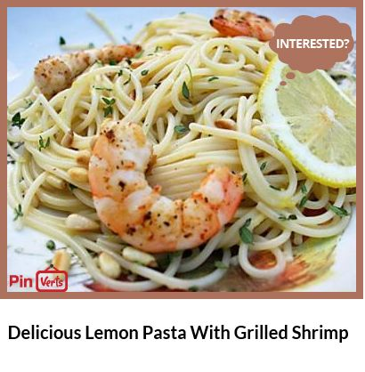 Grilled Brined Shrimp With Garlic Oil Recipe — Dishmaps
