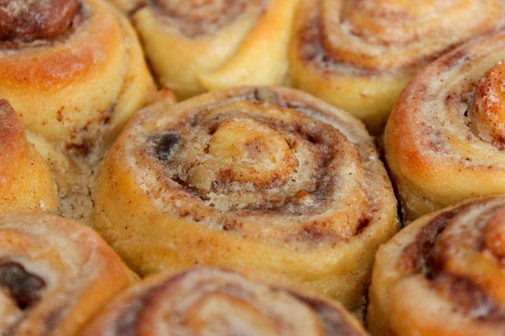 Maple Glazed Cinnamon Rolls | Rolls - Sweetrolls | Pinterest