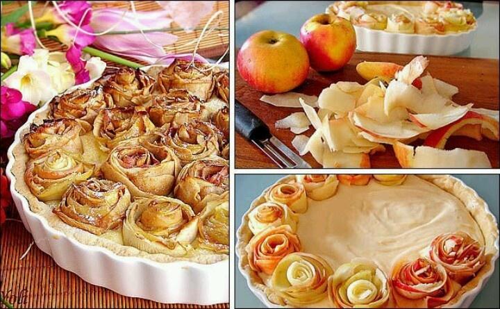 Apple pie decoration idea pie in your face pinterest for Apple pie decoration