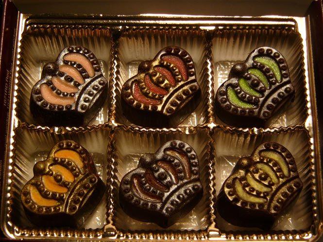 Chocolate Crowns