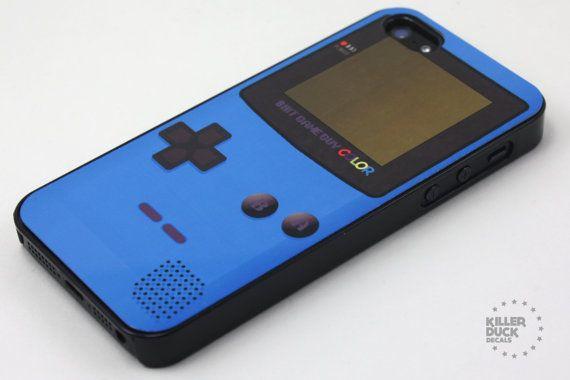 Iphone 5s Colors Gameguy Color Blue iPh...