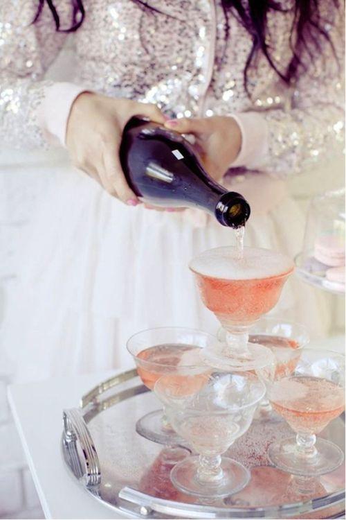 sparkle + champagne