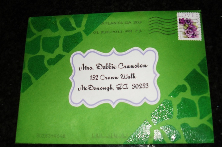 baby shower invitation envelope party planning ideas pinterest