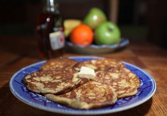 Edna Maes sour cream pancakes | Breakfast for Life | Pinterest