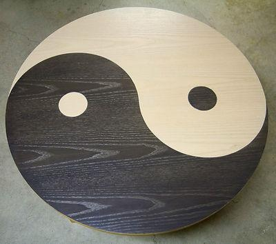 Ying Yang Coffee Table From Fight Club New Favorites Pinterest
