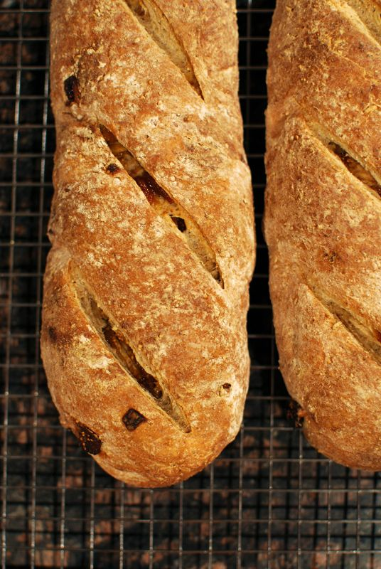 fennel and fig bread | Bread | Pinterest