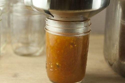 Jalapeno Peach Jam | Recipe