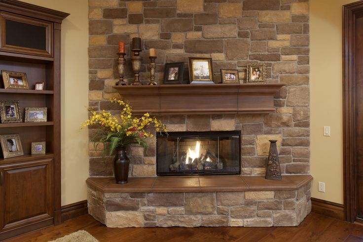 indoor fireplace with stone veneer wall face fireplaces
