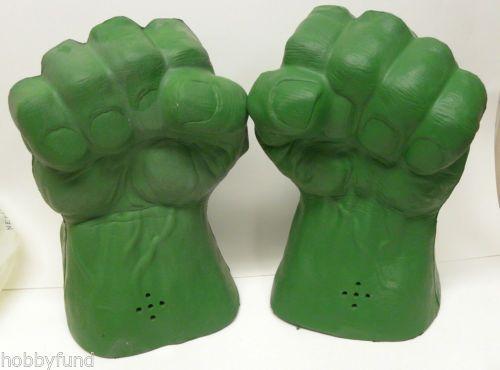 incredible hulk foam smash hands