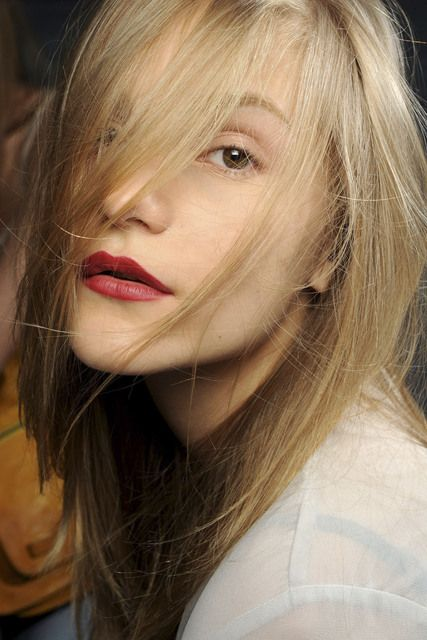 cool blonde with brown eyes my style pinterest